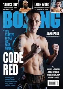 Boxing News – September 02, 2021
