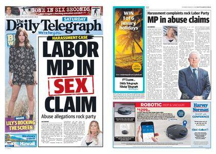 The Daily Telegraph (Sydney) – March 17, 2018