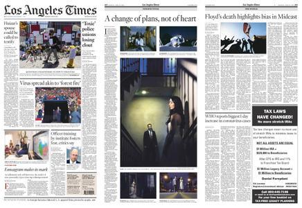 Los Angeles Times – June 22, 2020
