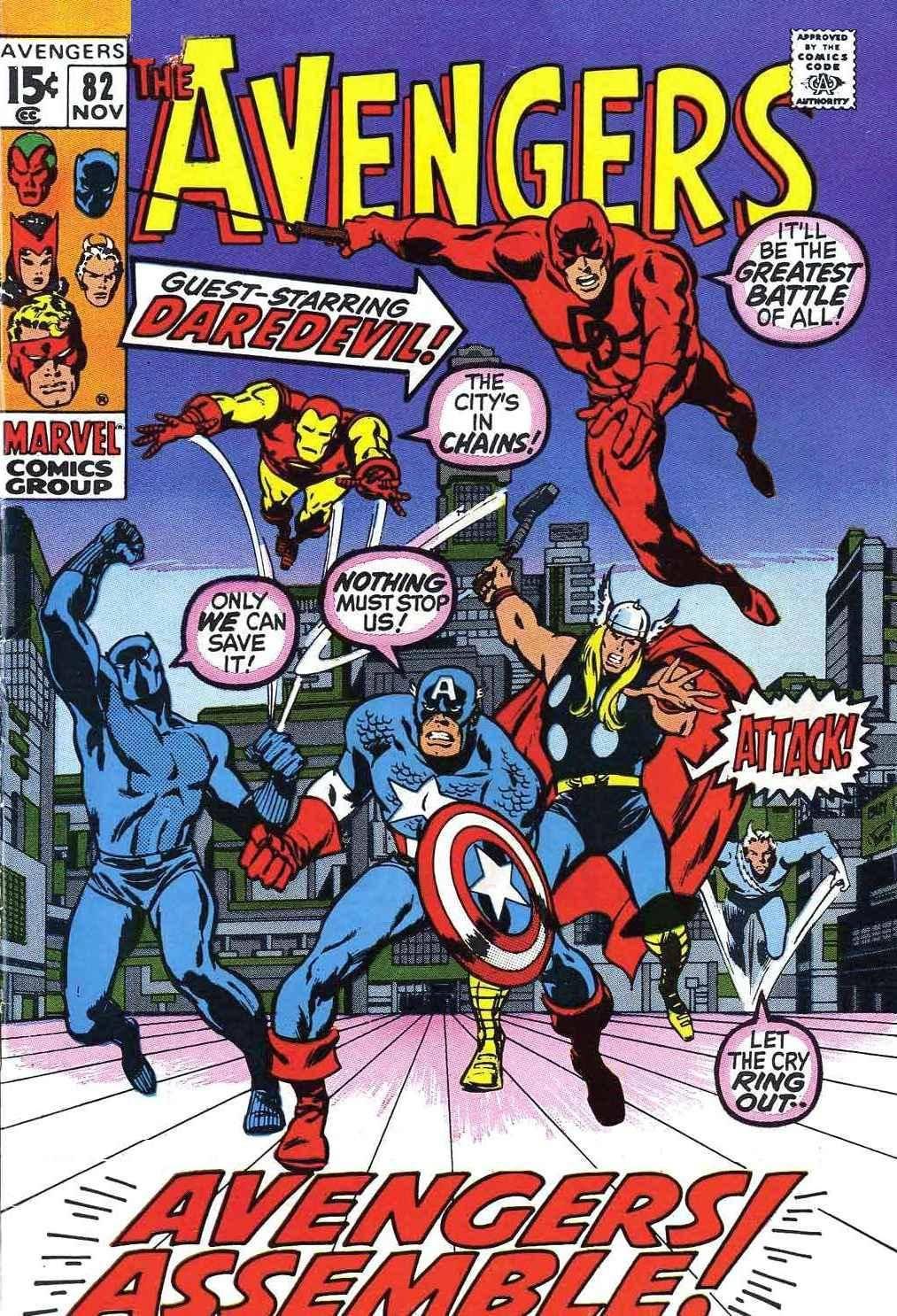 For Whomever - Avengers v1 082 cbr