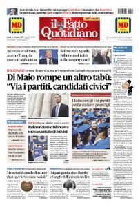 Il Fatto Quotidiano - 16 settembre 2019