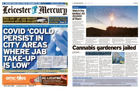 Leicester Mercury – March 05, 2021