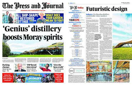 The Press and Journal Moray – May 22, 2018