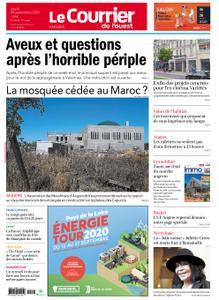 Le Courrier de l'Ouest Angers – 24 septembre 2020