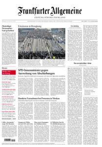 Frankfurter Allgemeine Zeitung F.A.Z. - 13. Juni 2019