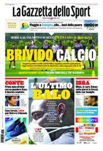 La Gazzetta dello Sport Sicilia – 28 maggio 2020