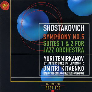 D  Shostakovich: Symphony no 5, Suites 1 & 2 For Jazz Orchestra / Y