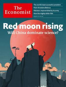 The Economist Latin America – 12 January 2019