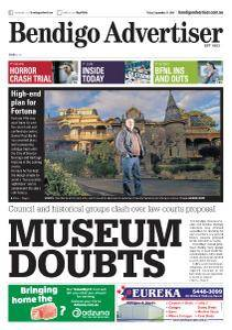 Bendigo Advertiser - September 21, 2018