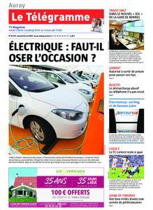 Le Télégramme Auray – 18 mai 2019