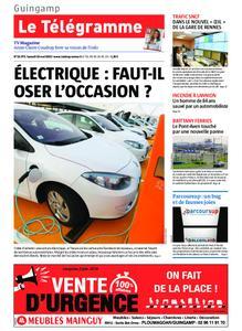 Le Télégramme Guingamp – 18 mai 2019