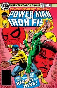 Bronze Age Baby -Power Man  Iron Fist 054 1978 Digital