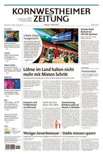 Kornwestheimer Zeitung - 07. Oktober 2019