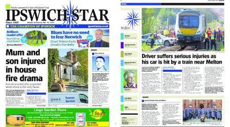 Ipswich Star – October 16, 2017