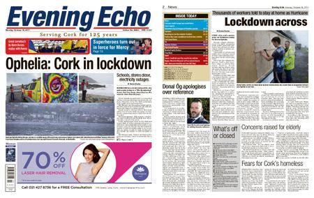Evening Echo – October 16, 2017