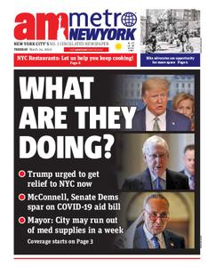 AM New York - March 24, 2020