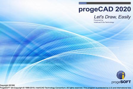 progeCAD Professional 2020 v20.0.2.24 (x64)