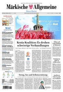 Märkische Allgemeine Dosse Kurier - 08. Oktober 2019