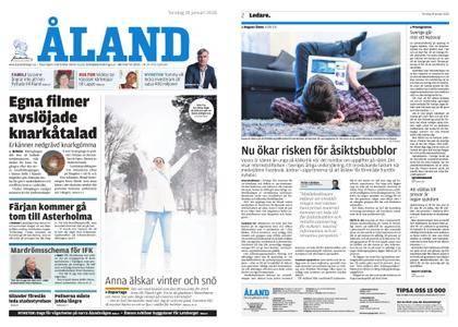 Ålandstidningen – 18 januari 2018