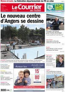 Le Courrier de l'Ouest Angers - 23 mai 2018