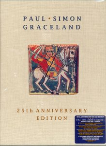 Paul Simon - Graceland (1986) {2CD+2DVD Set, 25th Anniversary Collector's Edition}