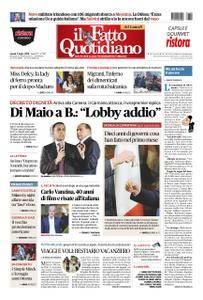 Il Fatto Quotidiano - 09 luglio 2018