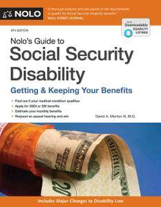 Nolo's Guide to Social Security Disability, Ninth Edition