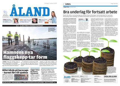 Ålandstidningen – 17 januari 2020