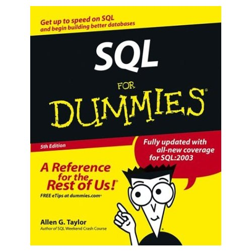 SQL for Dummies (Repost)