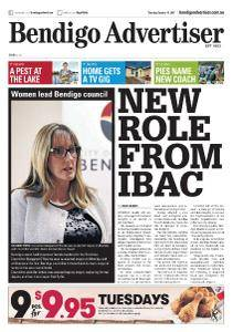Bendigo Advertiser - October 17, 2017