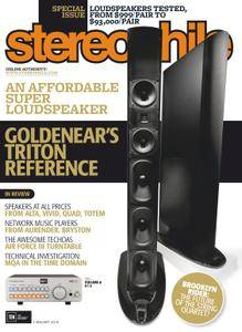 Stereophile - January 2018