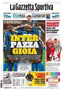 La Gazzetta dello Sport Sicilia – 27 settembre 2020