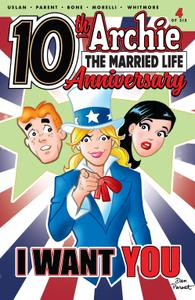 Archie-The Married Life-10th Anniversary 004 2019 digital Salem