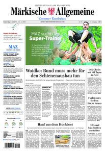 Märkische Allgemeine Zossener Rundschau - 11. Juli 2019