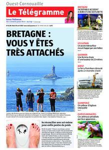 Le Télégramme Ouest Cornouaille – 30 avril 2019