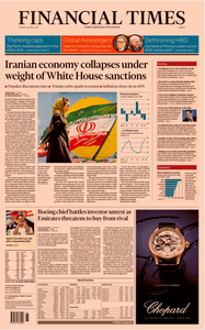 Financial Times Europe – 30 April 2019