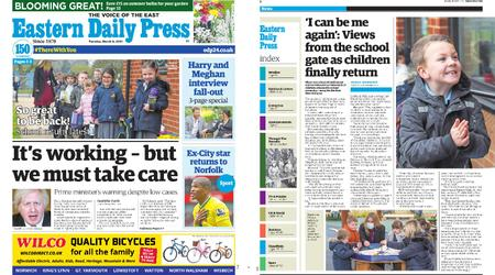 Eastern Daily Press – March 09, 2021