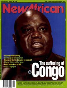New African - September 2000