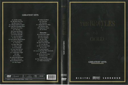 The Beatles - Gold: Greatest Hits (2008)