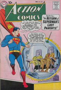 Action Comics 247 (DC) (Dec 1958) (c2c) (Superscan