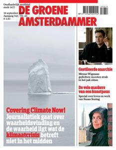 De Groene Amsterdammer – 20 september 2019