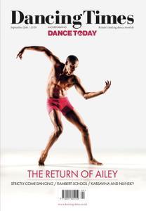 Dancing Times - September 2016