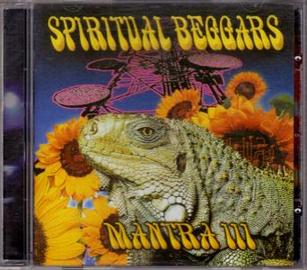 Spiritual Beggars - Mantra III (1998) {2012, Reissue}