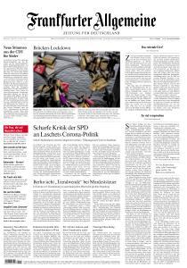 Frankfurter Allgemeine Zeitung - 7 April 2021