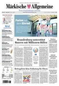 Neue Oranienburger Zeitung - 01. August 2018