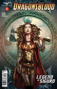Dragonsblood - Legend of Sigurd #2 (2019)