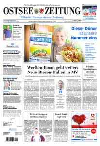 Ostsee Zeitung Ribnitz-Damgarten - 19. September 2019