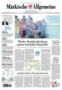 Märkische Allgemeine Prignitz Kurier - 11. Juli 2018