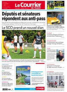 Le Courrier de l'Ouest Angers – 07 août 2021