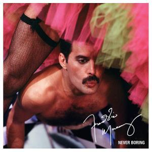 Freddie Mercury - Never Boring (Deluxe) (2019)